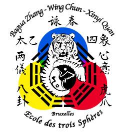Ecole des 3 sphères Logo